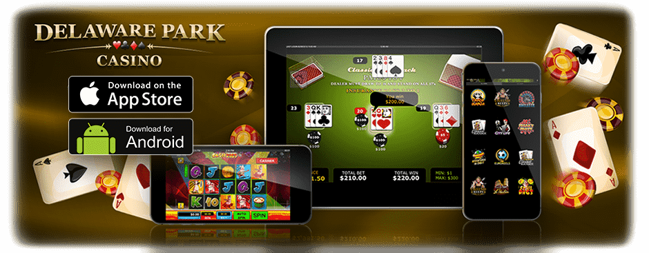 Delaware Park Online Casino App and Mobile
