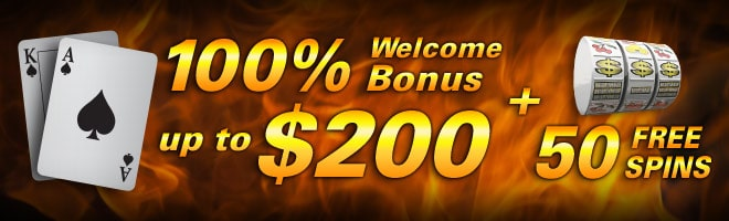 Delaware Park Online Casino Welcome Bonus