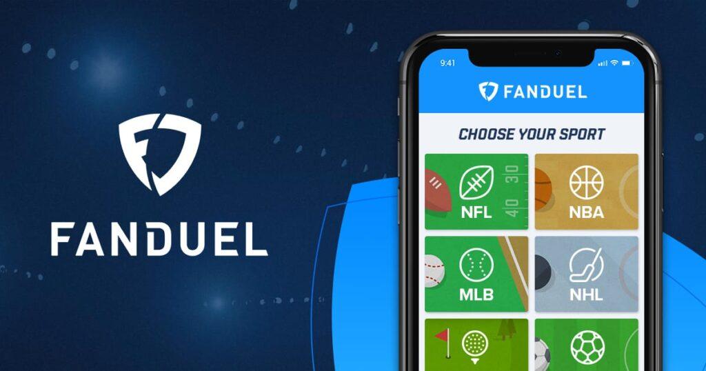 FanDuel DFS Betting Mobile
