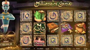 Millionaire Genie Slot at Delaware Park Online Casino