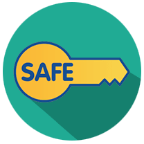 Safe and Fair Betting at Online Casinos
